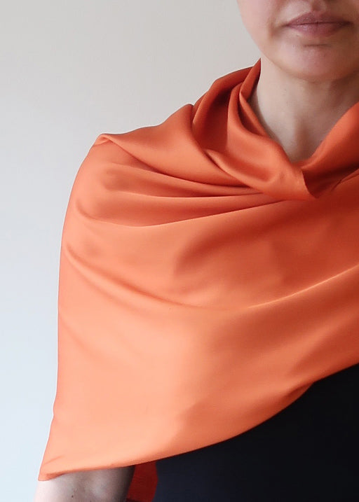 Anuket Orange Silk