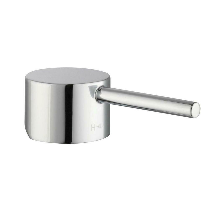 Glacier Bay Modern Single Hole Single-Handle Low-Arc Bathroom Faucet in Chrome