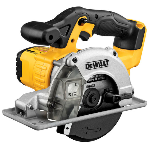 DEWALT 20-Volt Max 5-1/2-in Cordless Circular Saw with Steel Shoe