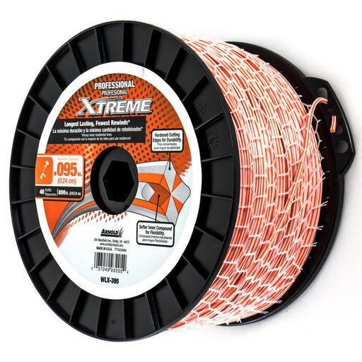 Professional Xtreme Spool 800 ft. 0.095 in. Universal 4 Point Star Trimmer Line