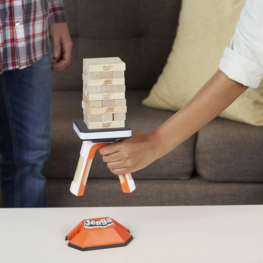 Jenga Pass Challenge Board Game