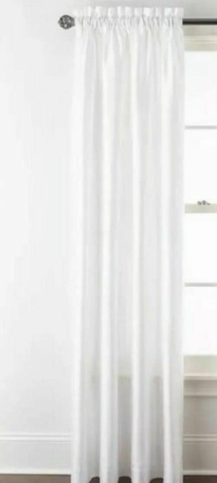 New *Royal Velvet Plaza Thermal Interlined Rod-Pocket Curtain (PICK Color/Size)