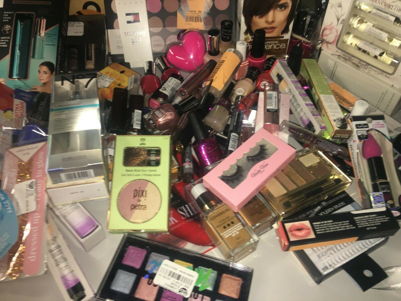 BrandNEW Make up Products Elf, No7, Revlon,Pixi,Milani, ect Full Size Great gift