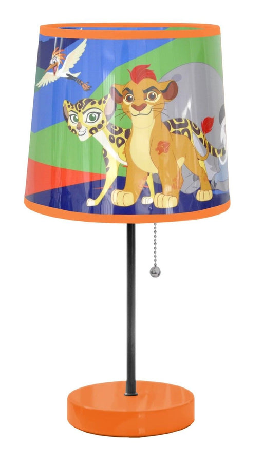 Disney The Lion Guard Stick LampDisney The Lion Guard Stick Lamp easy-to-pull