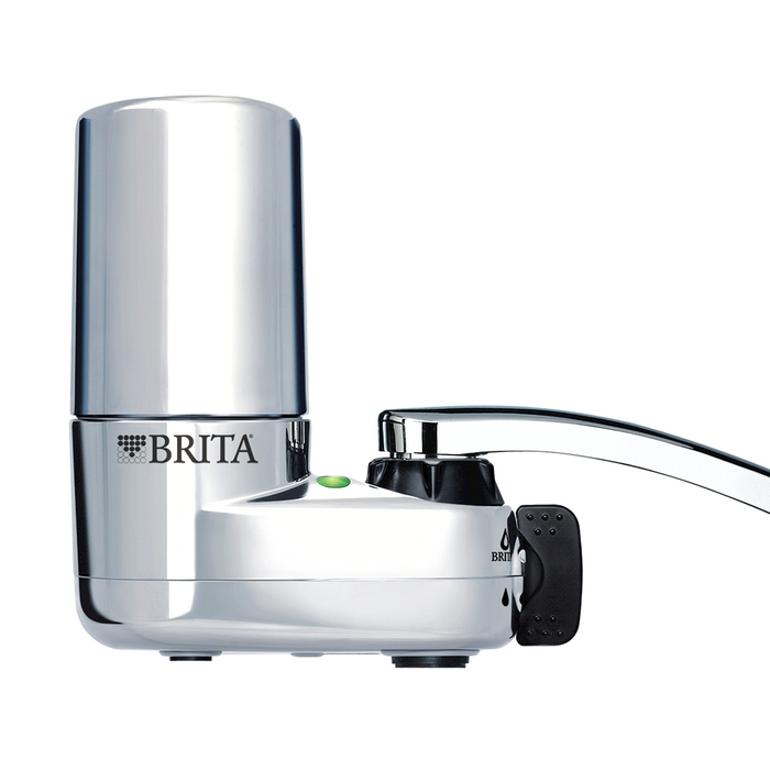 Brita On Tap Faucet Water Filter System - Chrome