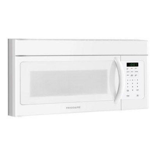 Frigidaire FFMV162LW 30 in. W 1.6 cu. ft. Over the Range Microwave in White