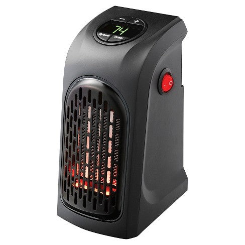 As Seen on TV® Handy Heater - Black