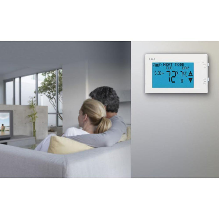 7-Day Touchscreen Universal Application Programmable Thermostat