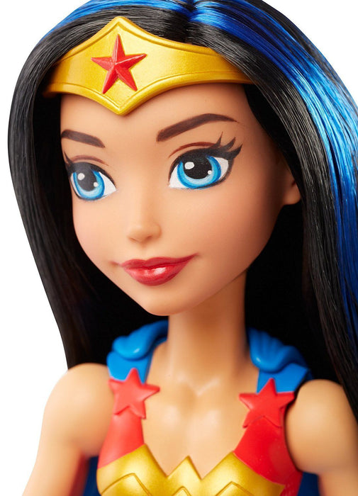 "DC Super Hero Girls 12"" Training Action Wonder Woman Doll"