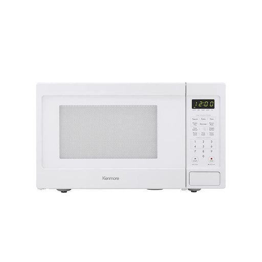 BRAND NEW FREE SHIPPING Kenmore 70912 0.9 cu.ft. Countertop Microwave Oven White
