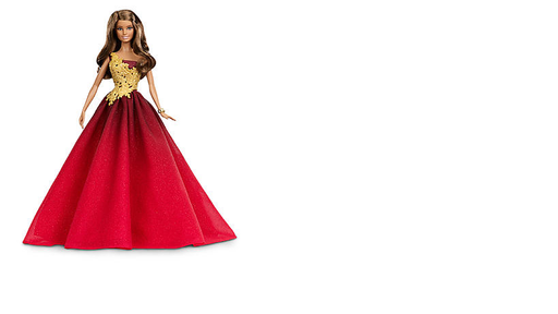 2016 Holiday Barbie Doll (Latina) ON SALE NOW!