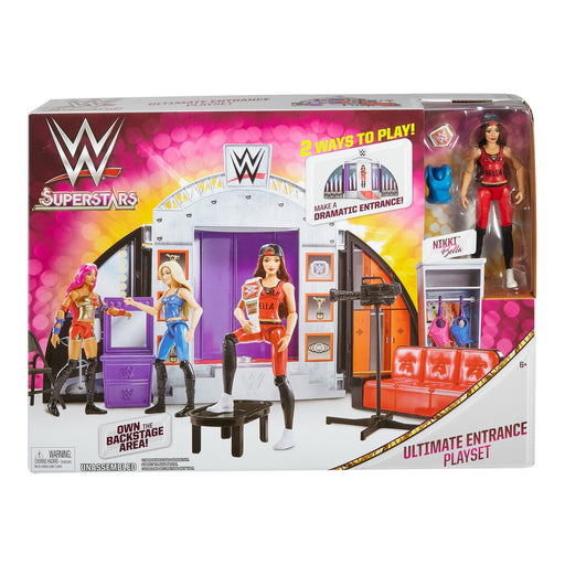 WWE Superstars Ultimate Entrance Playset