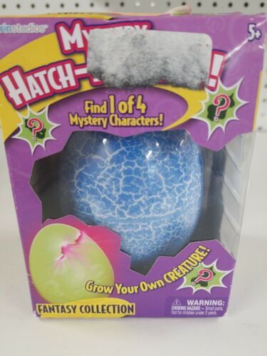 Grin Studios Mystery Hatch-n-Grow Fantasy Collection Egg GS022303 1in4 Creatures