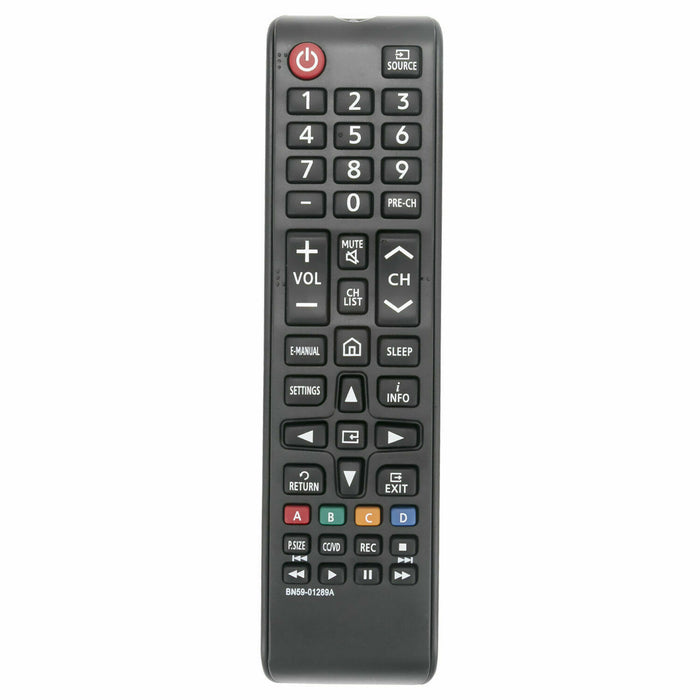 BN59-01289A Replace Remote for Samsung Smart TV 4K LED ULTRA HDTV UHD TV