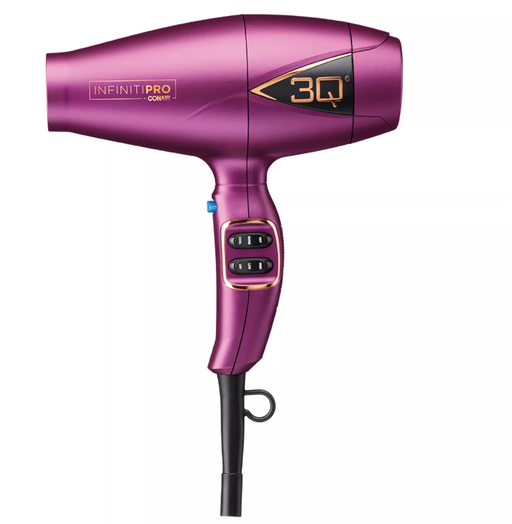 InfinitiPro by Conair 3Q Electronic Brushless Motor Hair Dryer 3QMST