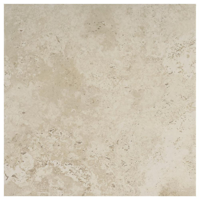 Castleview Beige 18 in. x 18 in Porcelain Floor and Wall Tile (17.6 sq ft./case)