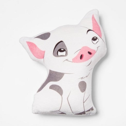 "NEW DISNEY 8"" Plush PUA Piggy MOANA Pet Large Stuffed Animal Toy Doll"