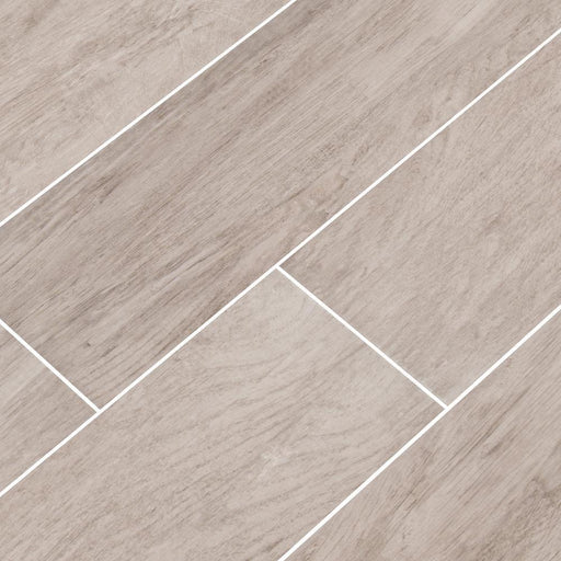 MSI Capel Ash 6 in. x 24 in. Glazed Ceramic Floor and Wall Tile (17 sq. ft./case)