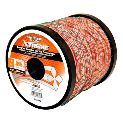 Professional Xtreme Spool 800 ft. 0.095 in. Universal 4 Point Star Trimmer Line  WLX-395