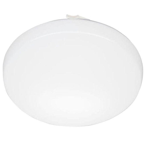 Lithonia Lighting 11 in. Round Low-Profile White Integrated LED Flush Mount(For Parts Only)