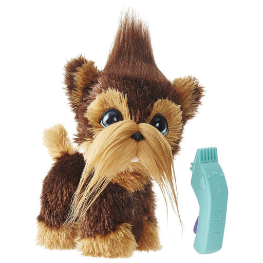 FurReal SHAGGY SHAWN PUPPY DOG YORKIE GROOM STYLE
