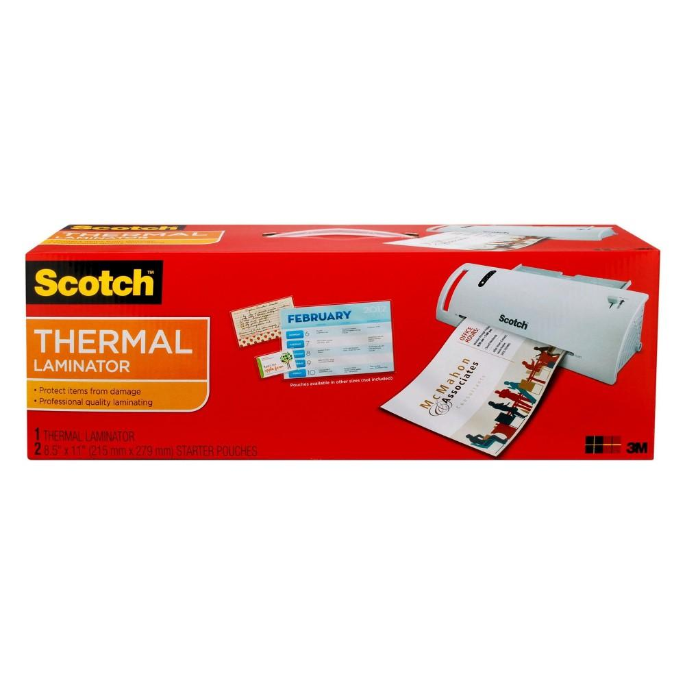"Scotch™ 15.5"" x 6.75"" x 3.75"" Thermal Laminator"