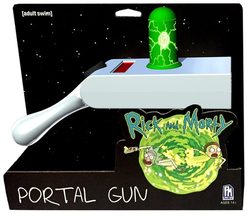 Rick & Morty Portal Gun Roleplay Toy