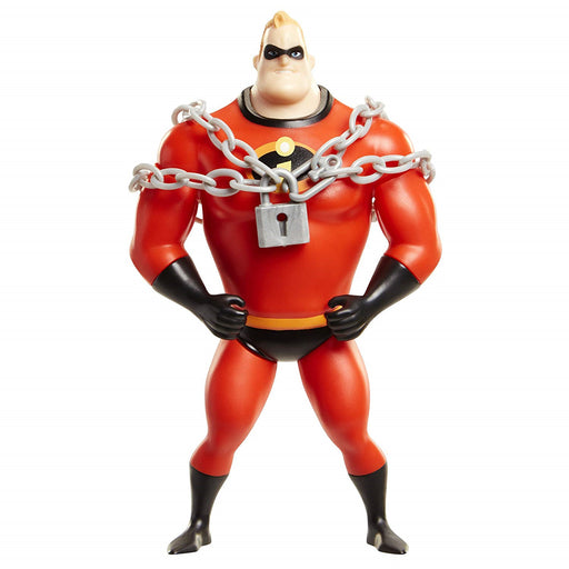 "Incredibles 2 Chain Bustin' Mr. Incredible 6"" Scale Action Figure"