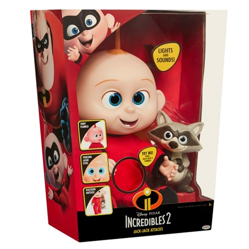 Incredibles 2 Jack-Jack Parr Attacks Feature Doll