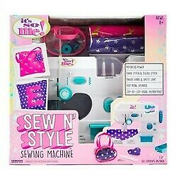 Brand new It's So Me - Sew N'style Sewing Machine for kids safe and fun gift