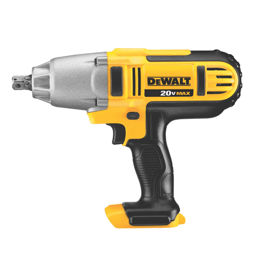 DEWALT XR 20-Volt Max 1/2-in Drive Cordless Impact Wrench (Bare Tool Only)