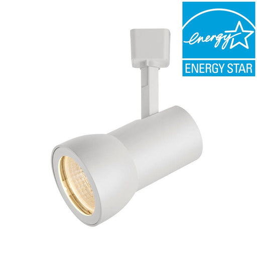 White Dimmable LED Medium Cylinder Track Lighting Head
