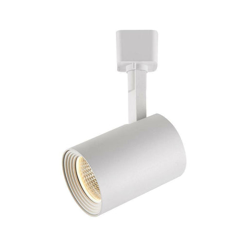 Hampton Bay Cylinder Track Lighting Fixture Dimmable Integrated LED Hardwire