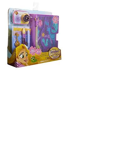 Disney Tangled Rapunzel Secret Journal