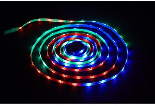 18 ft. LED Connectable Color Changing Tape Light Remote Control Decor Lighting