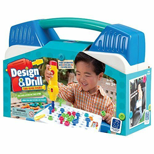Educational Insights Design and Drill Take-Along Toolkit , New, Free Shipping
