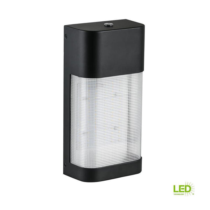Defiant LED Outdoor Dusk to Dawn Area Flood Wall Pack Light