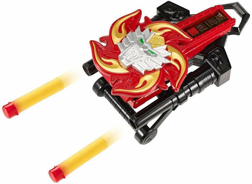 Power Rangers Super Ninja Steel Lion Fire Morpher Roleplay Toy NEW