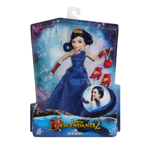 Disney Descendants Royal Yacht Ball Evie Isle of the Lost