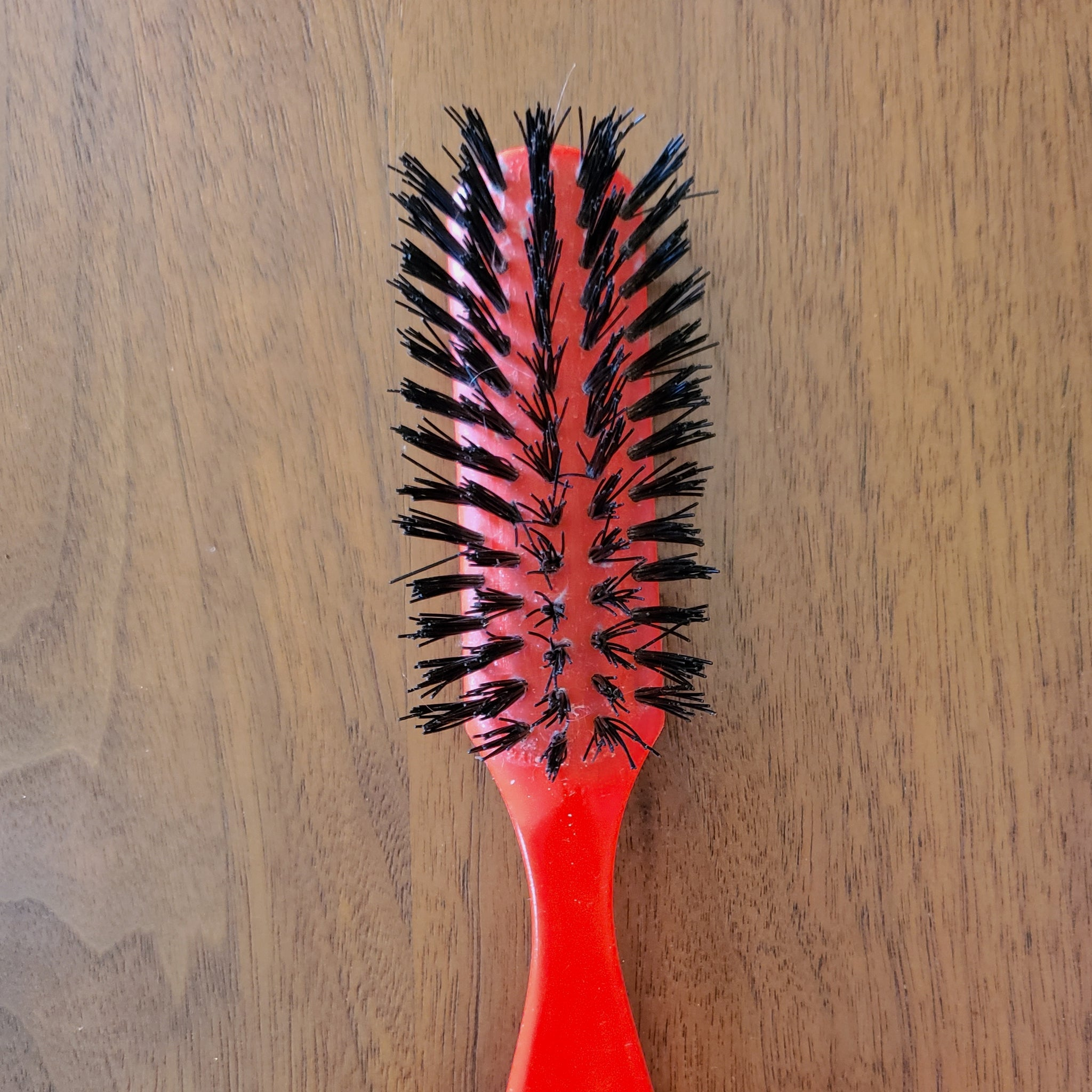 The History of the Red Brush