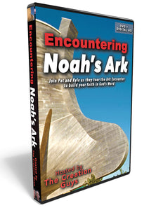 """Encoutering Noah's Ark"" Video on Demand"