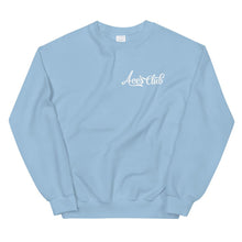 "Load image into Gallery viewer, ""L'aces Club"" Crew Neck"