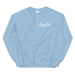 """L'aces Club"" Crew Neck"