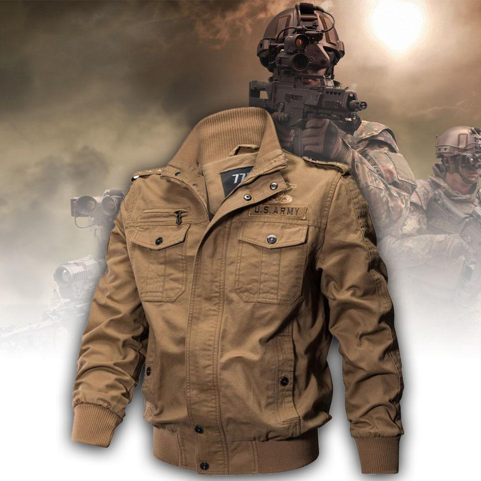U.S. Army Men's Bomber Jacket