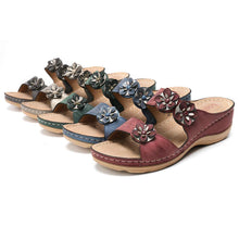 Carregar imagem no visualizador da galeria, Fashion Fancy Flower Sandals