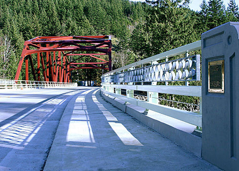 Mount Si Bridge Project