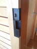 No Peek Privacy Sliding Door Pull
