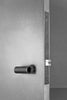 tKnobler + Rose Passage Door Handle Set