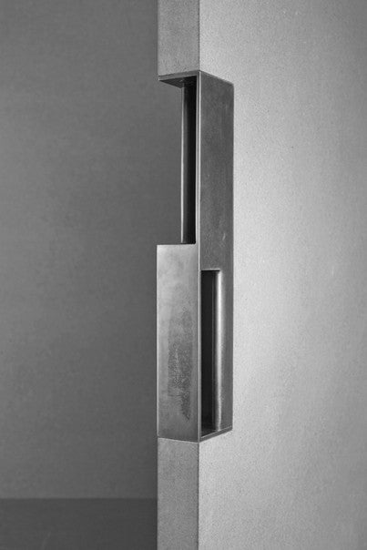 No Peek Sliding Door Pull Tom Kundig Collection 12th
