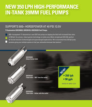 Load image into Gallery viewer, TI Automotive GSS351G3 In-Tank 350LPH High-Performance Fuel Pump
